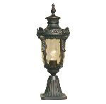 Elstead Philadelphia PH3/M OB Old Bronze Medium Pedestal